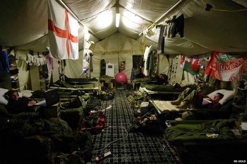 Patrol Base 4, Helmand Province