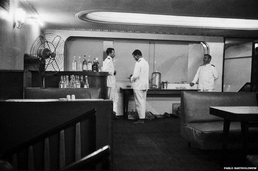 Calcutta bar, 1978
