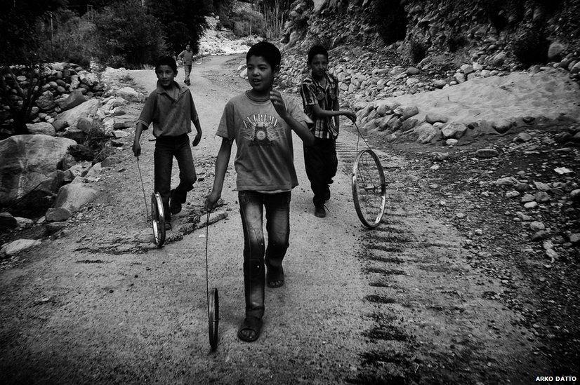 Children of Baltistan