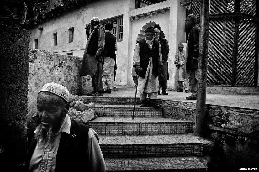 Baltistan mosque
