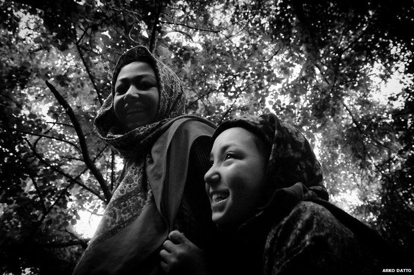 Baltistan orchard