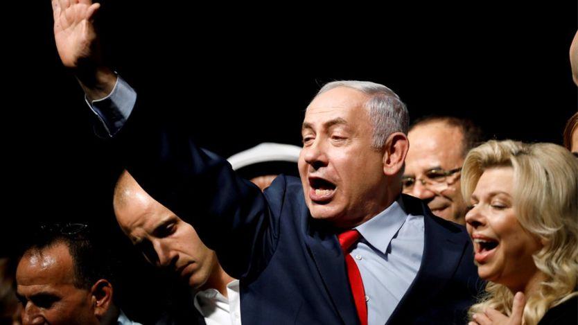 بنیامین نتانیاهو امیدوار به کسب دوباره پست نخستوزیری است