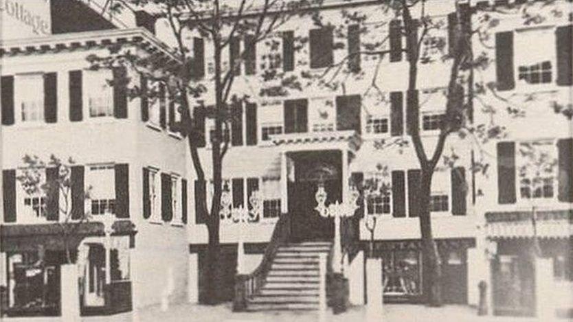 Casa em Manhattan onde começou o Clube dos Treze