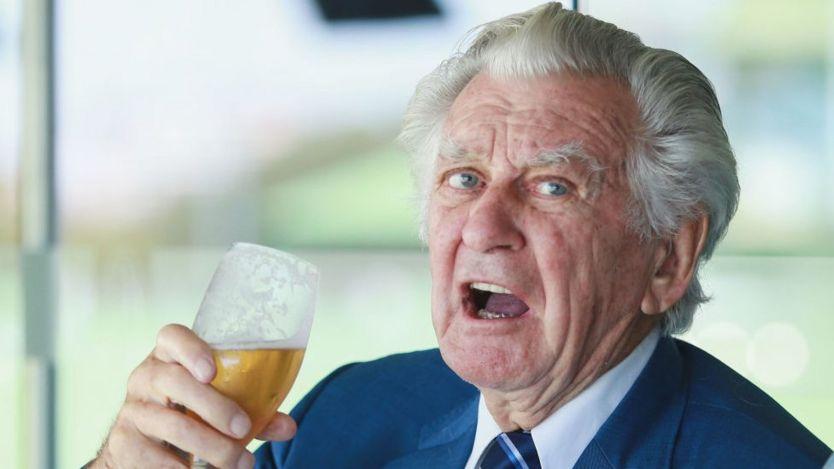 霍克愛喝啤酒是出了名的
