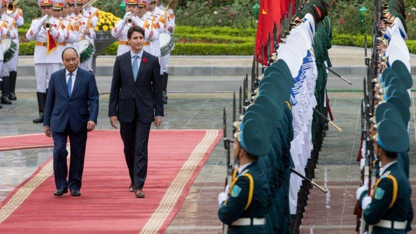 Việt Nam, Canada, G7