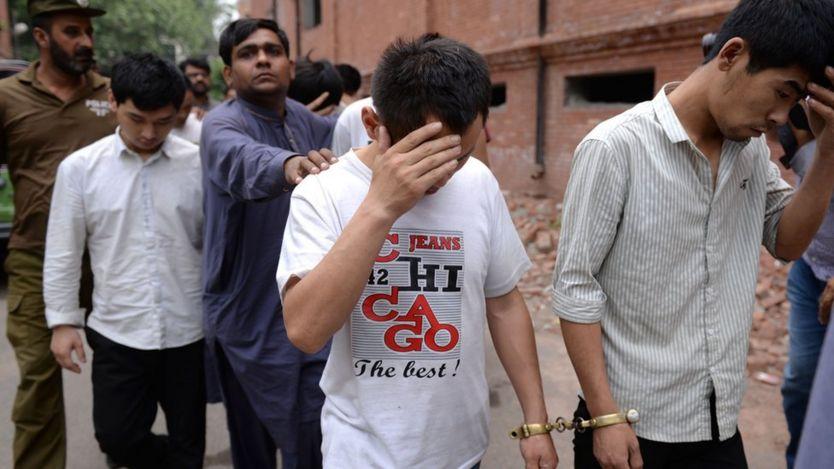 2019年5月份,巴基斯坦的聯邦調查局逮捕了數名中國和巴基斯坦公民,指控他們涉嫌欺騙巴基斯坦年輕女孩假結婚,然後送到中國強迫他們賣淫