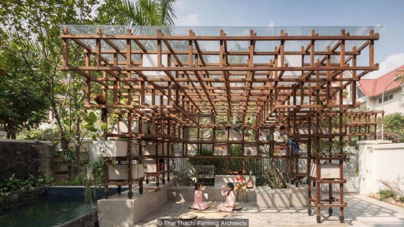 Thai Thach/ Farming Architects