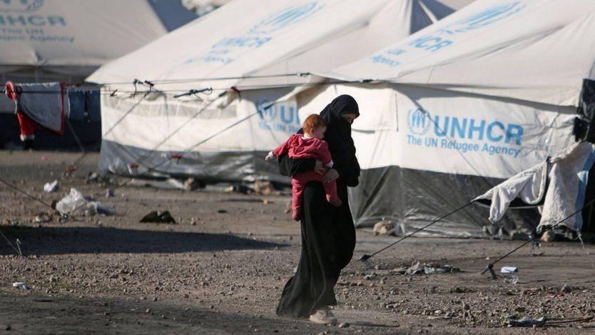 اردوگاه آوارگان سوری