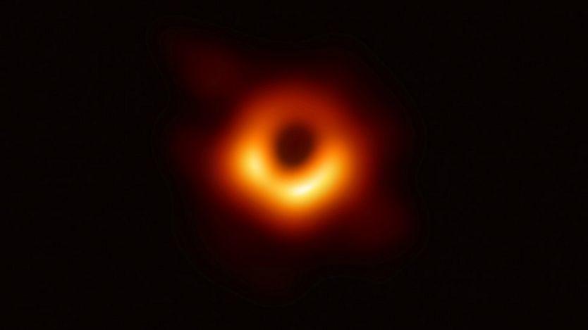 Gambar pertama lubang hitam
