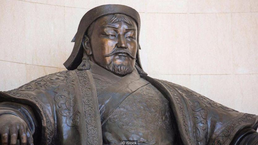Chiến tướng Mông Cổ Genghis Khan đã lấy nhiều vợ đến mức ngày nay 1/ 200 người có thể có họ với ông.
