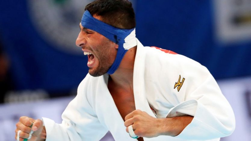 Mollaei was replaced by Israel's Sagi Muki at the top of the world rankings for the men's under-81kg division