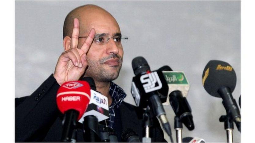 Seif al-Islam: fils de Mouammar Kadhafi libéré après six ans de détention