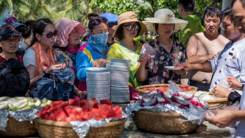 Việt Nam, Hoa Kỳ, Trung Quốc