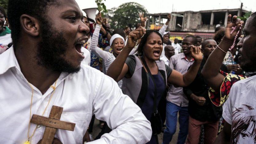 L'opposition a mené une longue campagne pour forcer Joseph Kabila à démissionner.
