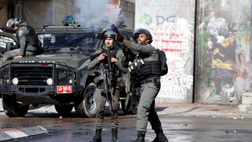 الجيش الإسرائيلي عزز قواته في الضفة الغربية المحتلة بسبب الاحتجاجات
