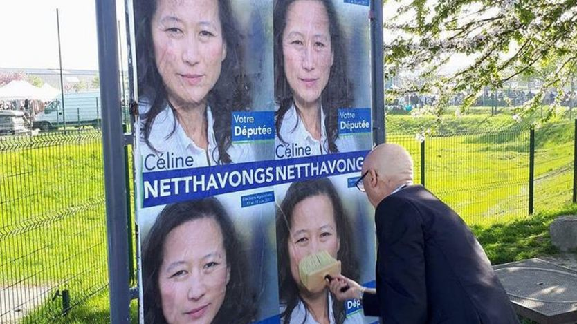 Céline Netthavongs, French Vietnamese politician