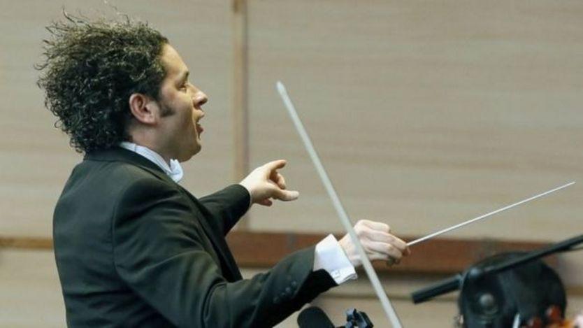 Nhạc trưởng nổi tiếng Gustavo Dudamel