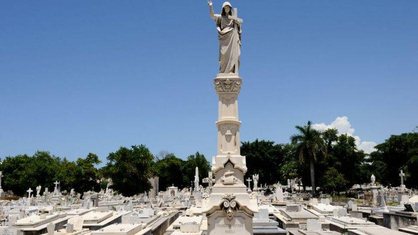 Cementerio de La Habana.