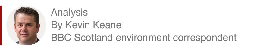 Analysis box by Kevin Keane, BBC Scotland environment correspondent