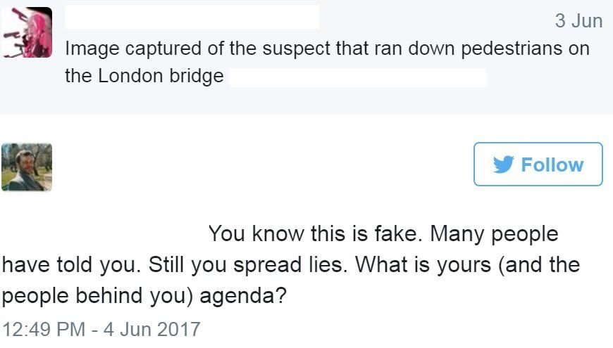 Screen grab of tweet by @bakadesusenpai2