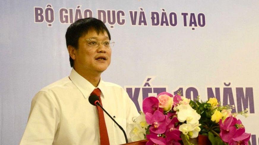 ông Lê Hải An
