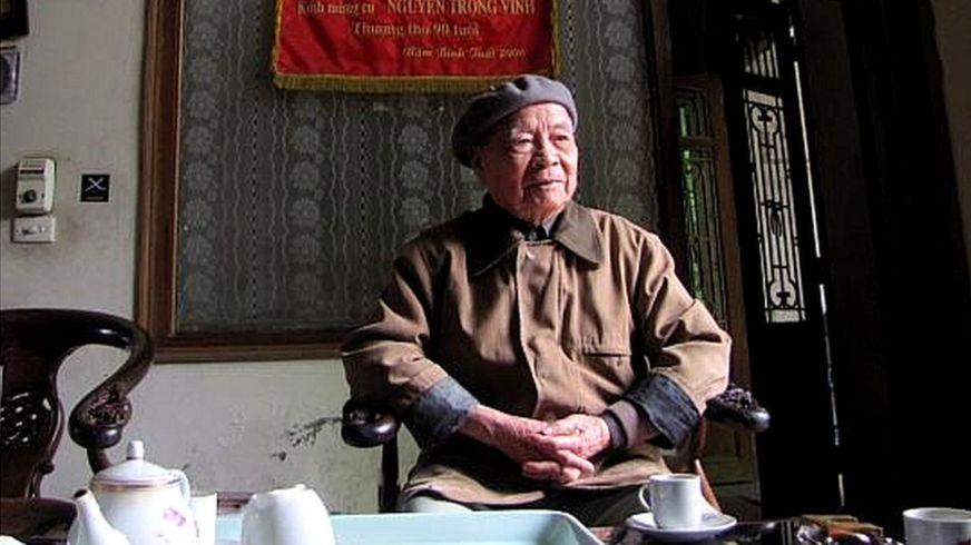 Cựu Đại sứ, Thiếu tướng Nguyễn Trọng Vĩnh