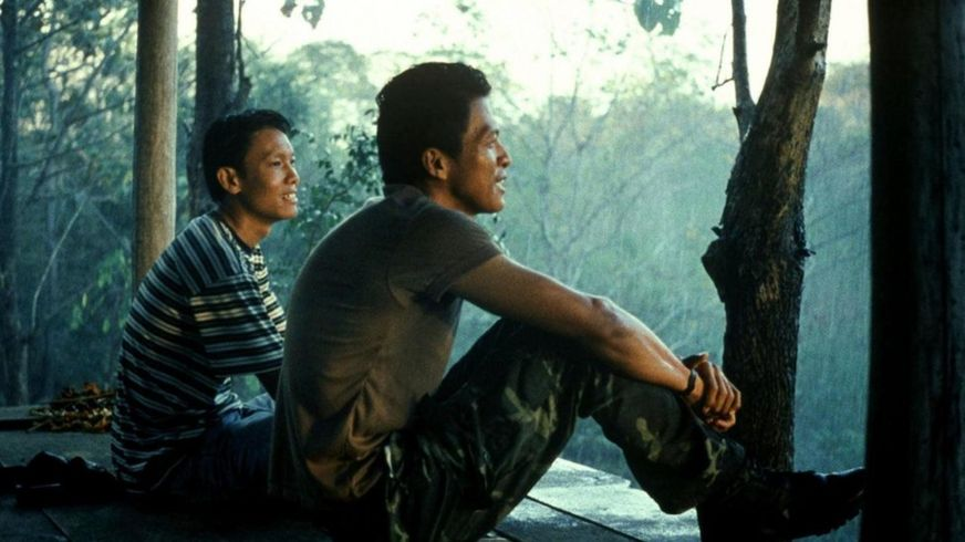 """فيلم """"مرض حار"""" الذي أخرجه أبيتشاتبونغ عام 2004"""