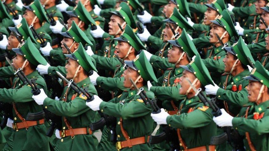 Quân nhân Việt Nam