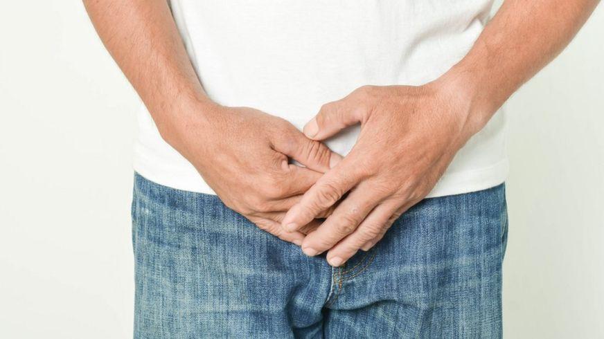 Problema con la próstata