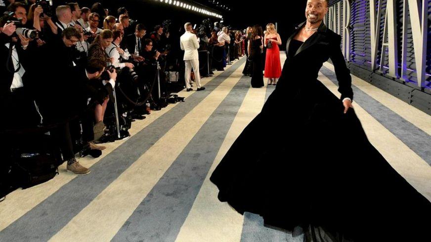 Смокинг-платье