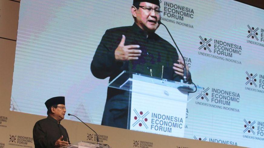 Prabowo: Pemindahan kedutaan Australia ke Yerusalem 'bukan masalah untuk Indonesia'