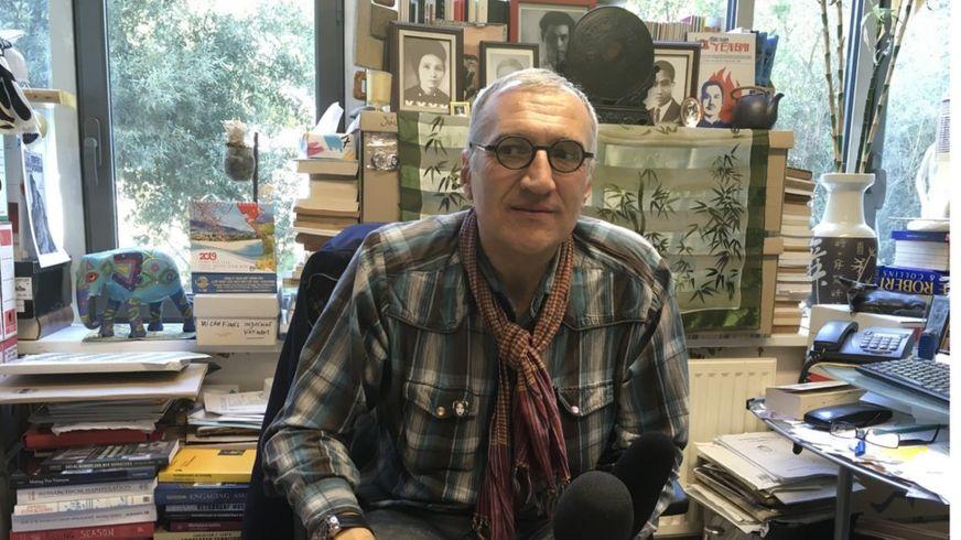 Nhà nghiên cứu lịch sử Francois Guillemo