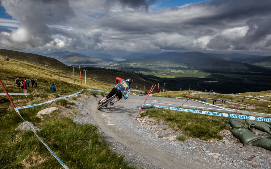 The events were held at Nevis Range on Aonach Mor, near Fort William