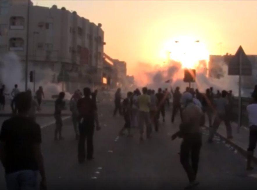 احتجاجات البحرين في مارس/آذار 2020