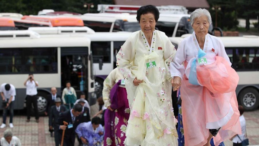 Korea family reunions: The stories of separated loved ones
