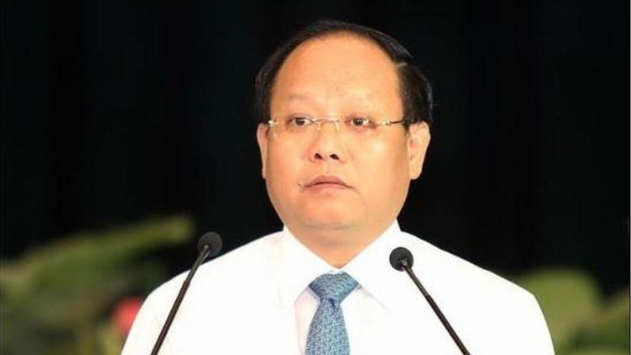 Ông Tất Thành Cang, cựu Phó chủ tịch UBND TP HCM