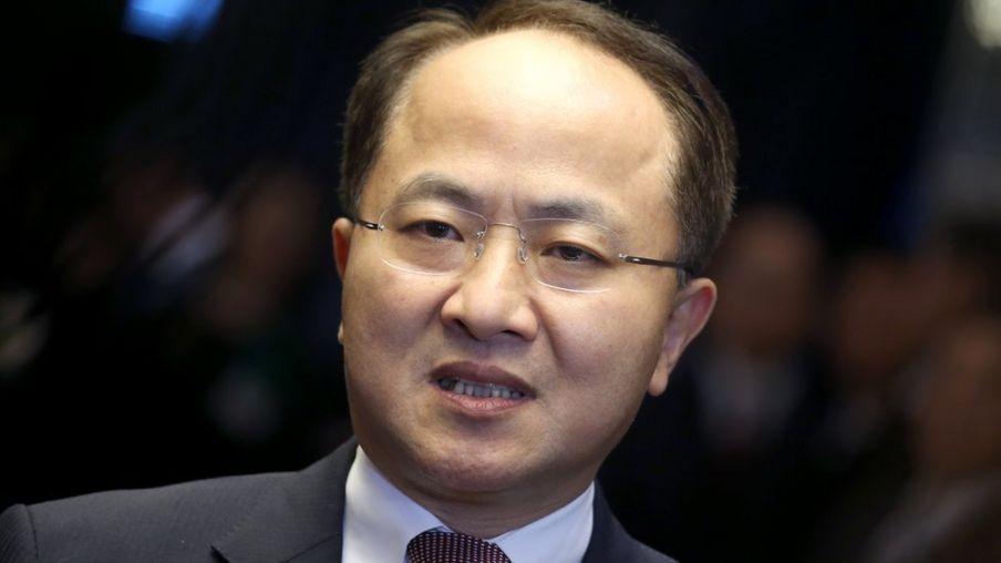 Ông Vương Chí Dân ngồi ghế giám đốc văn phòng liên lạc chỉ mới hơn 2 năm