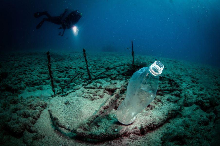 آلودگی دریاها
