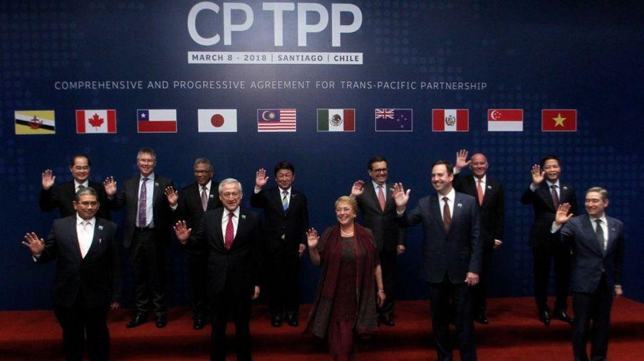 Việt Nam, CPTPP