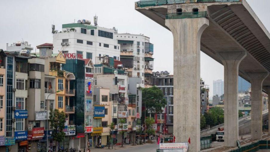 Nhiều dự án ở Việt Nam còn đang dang dở
