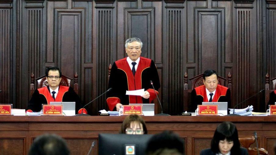 Chánh án TANDTC Nguyễn Hòa Bình làm chủ tọa phiên giám đốc thẩm vụ án Hồ Duy Hải