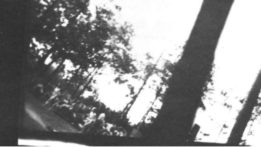 被毒气杀死的犹太妇女生前最后几分钟
