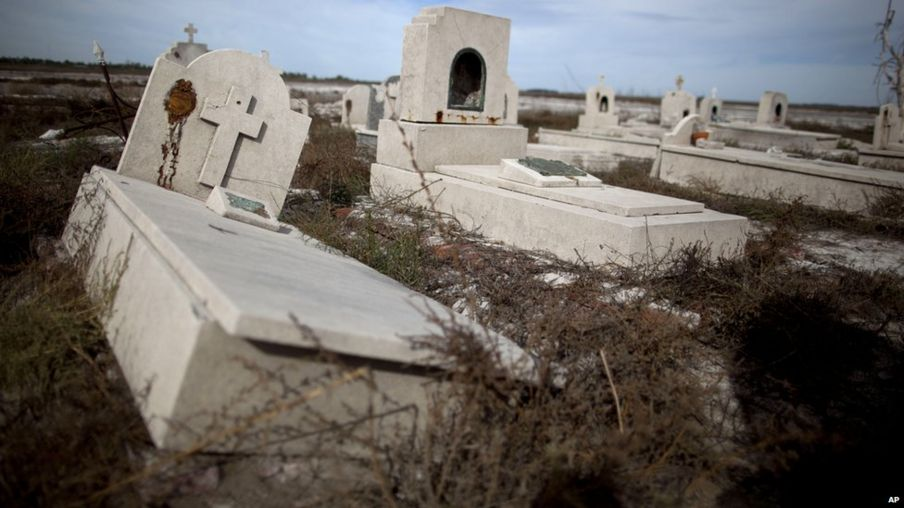 In pictures: Argentine town of Epecuen resurfaces