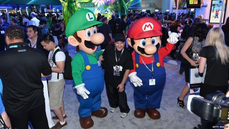 E3: A peek inside the Los Angeles video games expo