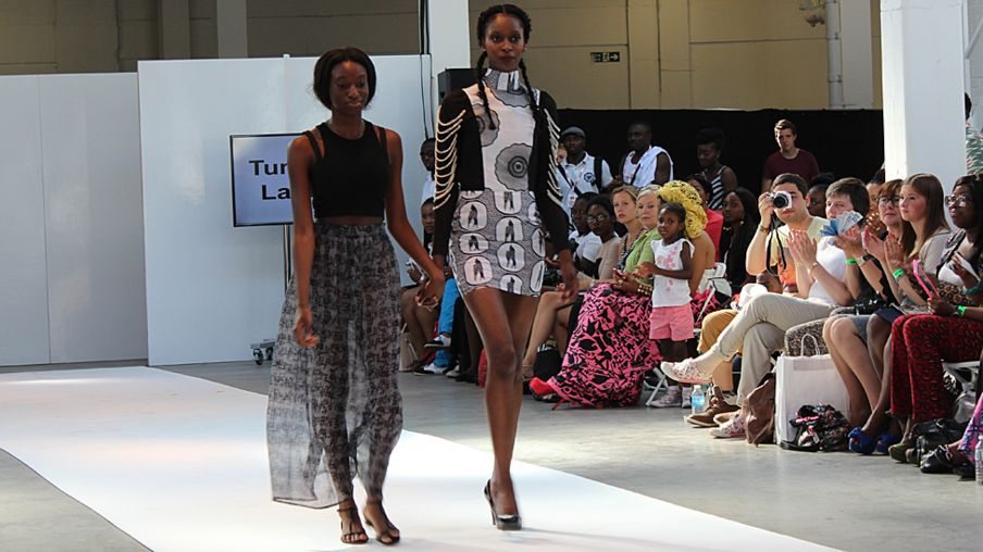In pictures: Africa Fashion Week London 2013