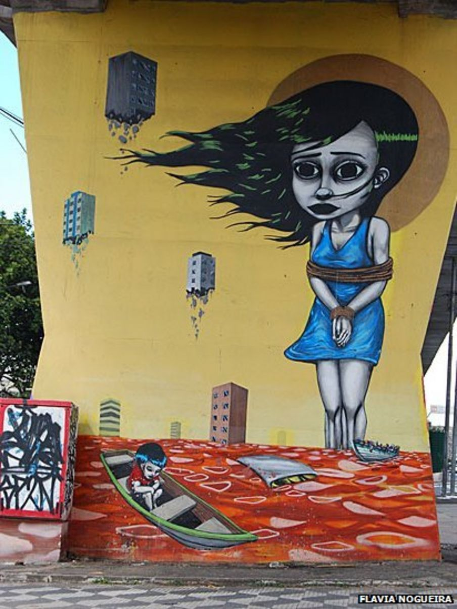 In pictures: Street art of Sao Paulo
