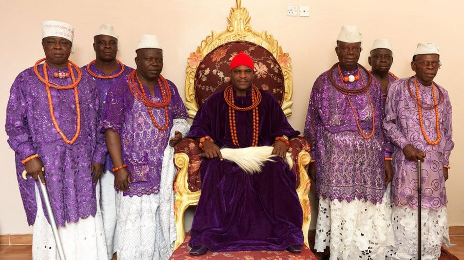 In pictures: Country of kings, Nigeria's many monarchs