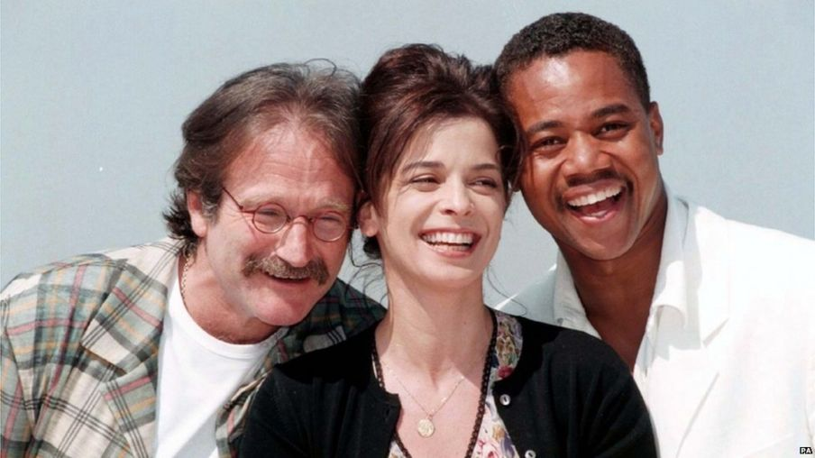 In pictures: Career of Robin Williams