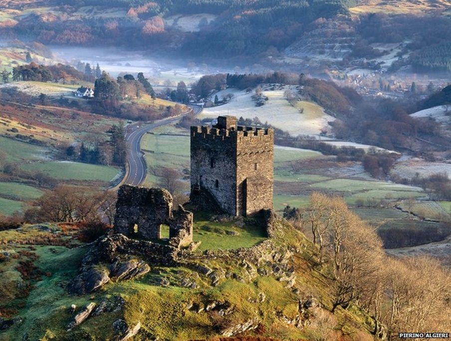 Your pictures: Castles