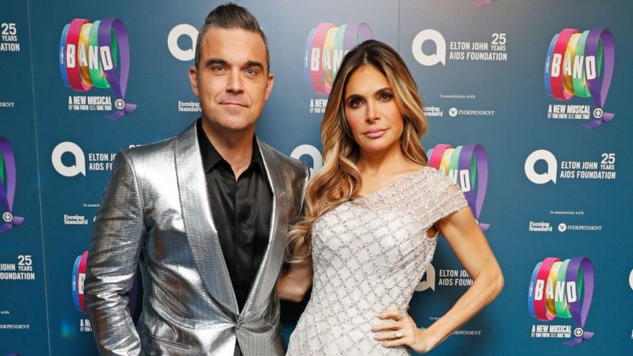 Robbie Williams and Ayda Field leave X Factor - CBBC Newsround